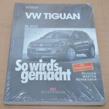 VW Tiguan ab 10/ 2007 5N Benziner Diesel OVP Motor Reparaturanleitung SWG 152