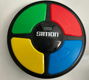 Simon Says Electronic Game Hasbro 2015 Classic Toy TESTED Working ~ Ships FREE