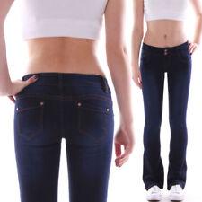 Jeans da donna bootcut bassi Taglia 40