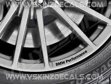 BMW Performance Premium Felgen Aufkleber Sticker 1 3 5 Serie M1 M3 M5 Z3 Z4 X5