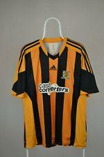 2013 2014 Hull City SOOCER FOOTBALL jersey Adidas Classic home football shirt XL