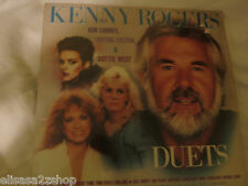 "Duets ""All I ever need is you"" Kenny Rogers RARE Record LP vinyl record"