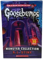 Goosebumps Monster Collection R L Stine 30 Books Classic Collection Kids Fiction