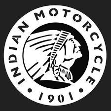 high detail airbrush stencil indian motorcycles  FREE UK POSTAGE