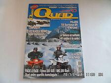 QUAD PASSION MAGAZINE N°45 03/2004 POLARIS 700 SPORTMAN EFI TOUQUET 2004   H43