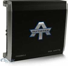 Autotek TA1050.4 1000W TA Series Class AB/D 4-Channel Car Amplifier