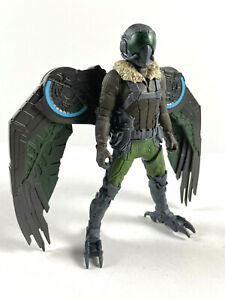 """Spider-Man Homecoming Vulture 6"""" Action Figure 2017 Squeeze Legs Marvel Comics"""