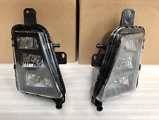 Golf MK7 GTD GTI Fog Lights Lamp Inc LED Bulbs Pair Left Right 2013 - 2017