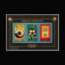 Uruguay, Sc #C398, MNH, 1974, Olympics, Soccer, Montreal, OL033F