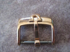 Omega watch buckle - 18mm Gold filled - Rose gold - MINT