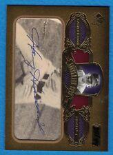 2007 SP Legendary Cuts Legendary Cut Signatures #HH Harvey Haddix #24/44 Auto AU