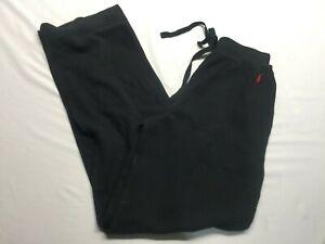 Polo Ralph Lauren Men's Jogger Thermal Pajama Pants black Size S Small