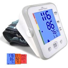 Easy@Home Digital Upper Arm Blood Pressure Monitor - LargeCuff(8.67 - 16.5 inch)