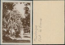 Martinique, Fort de France CDV vintage albumen carte de visite