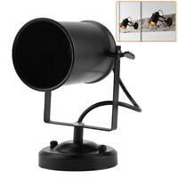 Industrial Art Antique Indoor Black Mini Sconce Wall Lamp Bedside Light Lamp US