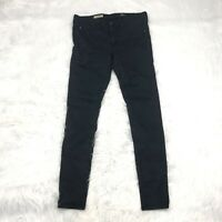 AG Adriano Goldschmied The Legging Super Skinny Jeans Size 29 Dark Blue Stretch