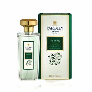 Yardley Jasmine Eau De Toilette Perfume 125ml