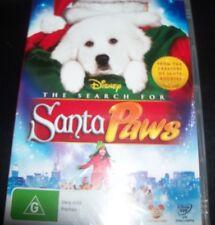 The Search For Santa Paws (Australia Region 4) Disney DVD – New