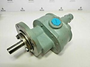 BSM- Brown & Sharpe No.3-S Rotary gear pump with relief valve - NEW SURPLUS