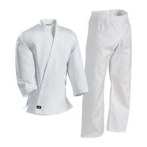 Century White 6oz Lightweight Martial Arts Uniform Gi Size 5
