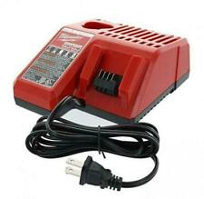Milwaukee M18 & M12 Multi-Voltage Charger (48-59-1812)