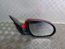 2010 Hyundai i-30 5DR Fahrer Seite elektrisch wing mirror rot 87620-2R100