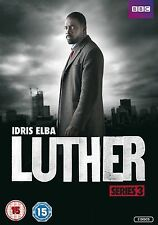 LUTHER - COMPLETE BBC SERIES 3 - NEW / SEALED DVD