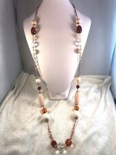 "Sensation Necklace (P-22) Joan Rivers 42"" Singular"