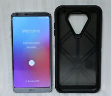 LG G6 LG-H872 Ice Platinum 32GB T-Mobile + Otterbox -  AS IS