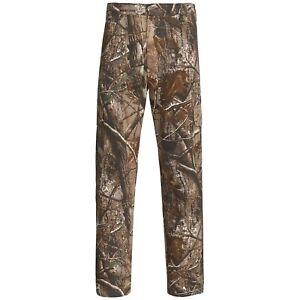 BROWNING Realtree AP Hunting Trousers Pigeon Shooting Stalking Pants RRP £69 New