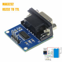 MAX3232 RS232 To TTL Serial Port Converter Module Female DB9 D-Sub