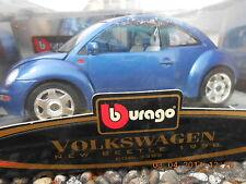 aus Sammlung: Burago 1 18 Gold Edition VW Beetle 1998 unbespielt Made in Italy