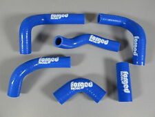 Forged Racing Husqvarna TE250 TC250 Radiator Hose Tube Silicone Blue 2002-2009