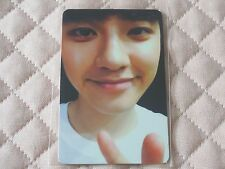 (ver. D.O.) EXO 2nd Album Repackage LOVE ME RIGHT Korean Version DO Photocard