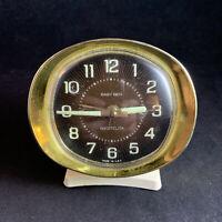 Vintage Baby Ben Westclox Wind-Up Glow in the Dark Alarm Clock - Made in U.S.A.