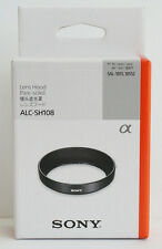 GENUINE Sony ALC-SH108 Lens Hood for SAL1855 / SAL1870