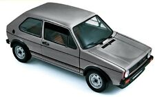 NOREV 188486 VOLKSWAGEN GOLF GTi diecast model road car silver 1976 1:18th