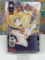 SHIPS SAME DAY Sailor Moon #13 Mixx Presents Chix Comix 1999 'English Version'