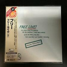 Free – Free Live! [Japanese edition, 2002] With OBI