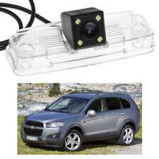 4 LED CCD Car Rear View Camera Reverse Backup for 2012-2014 Chevrolet Captiva