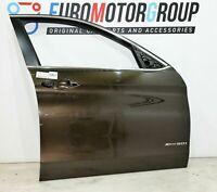 BMW Porta Frontale Destro Finestra Sollevatore X6 F16 F86 Pyritbraun Metallo X13