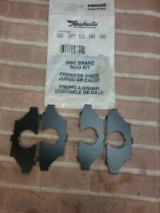 Raybestos Disc Brake Shim Kit Part No DS8048