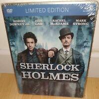 [Blu-ray] Sherlock Holmes Steelbook - VF INCLUSE - NEUF SOUS BLISTER