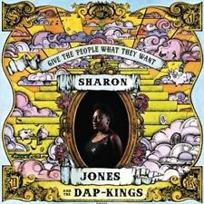 Give The People What They Want 0823134003224 by Dap-kings CD