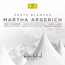 Martha Argerich - Carte Blanche [New CD]