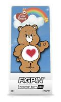 FIGPIN Care Bears Tenderheart Bear LE 1000 New Exclusive Carebears Locked Pin