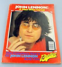 John Lennon: A Man Who Cared