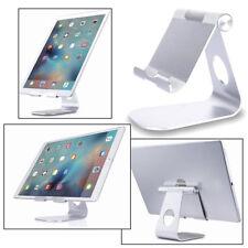 Support Dock Pied Aluminium Métallique pour Tablette / iPad / Smartphone