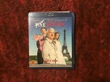 The Pink Panther with Steve Martin & Kevin Kline  : New Blu-ray Comedy