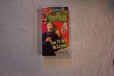 NISP Mr. Henry's Wild & Wacky World Talk To God, He Listens VHS Tape